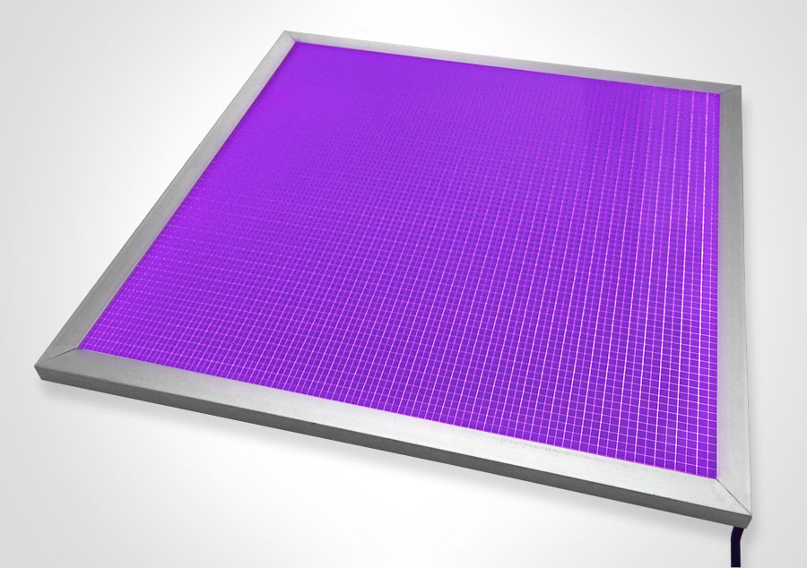 Elume RGB LED Light Panel - Framed | Model: ELP-SF32-RGB - Product View